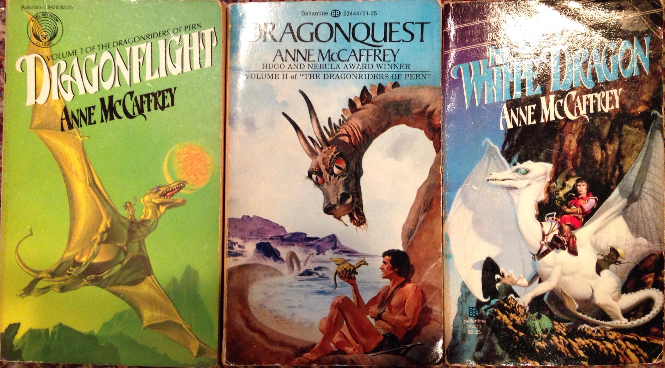 Resultado de imagem para Dragonriders of Pern book series