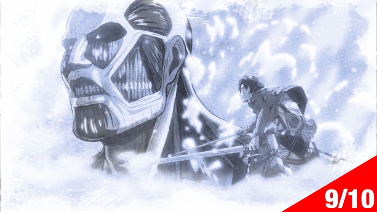 Attack on Titan: Season One (SEASON REVIEW)
