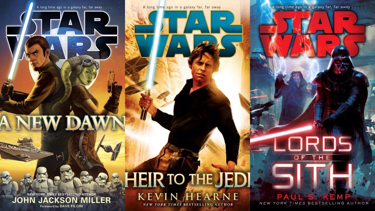 "Disney Clarifies the Fate of the ""Star Wars Expanded Universe"""