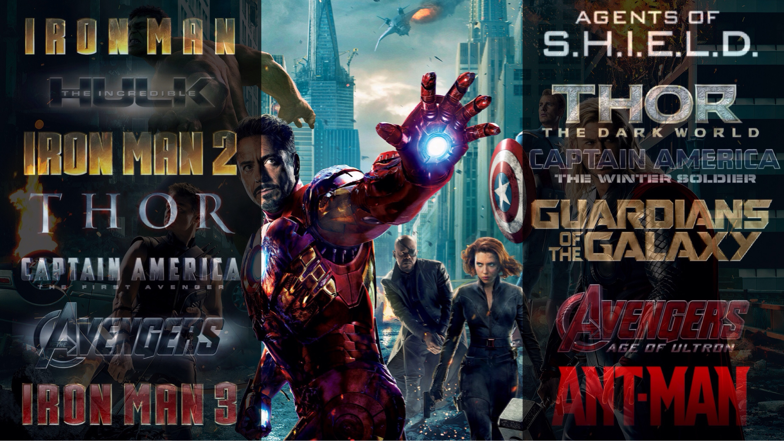 Marvel movies, Marvel and Movie titles on Pinterest