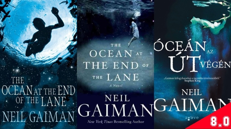 The Ocean At The End Of The Lane By Neil Gaiman: The Ocean At The End Of The Lane (BOOK REVIEW)
