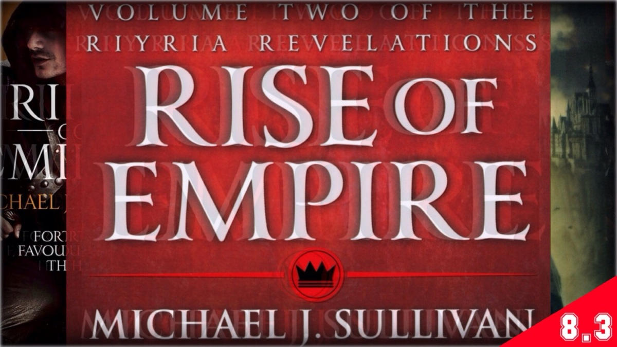 The Riyria Revelations, #3-4 - Rise of Empire (BOOK REVIEW)
