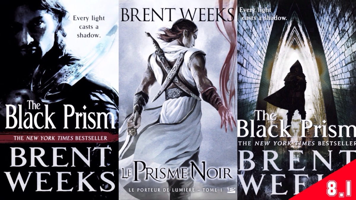 Lightbringer, #1: The Black Prism (BOOK REVIEW)