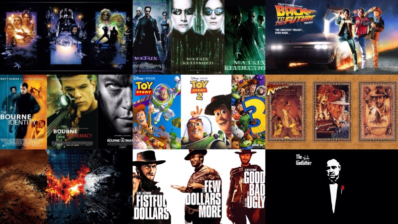 the top ten greatest film trilogies of all time � geekritique
