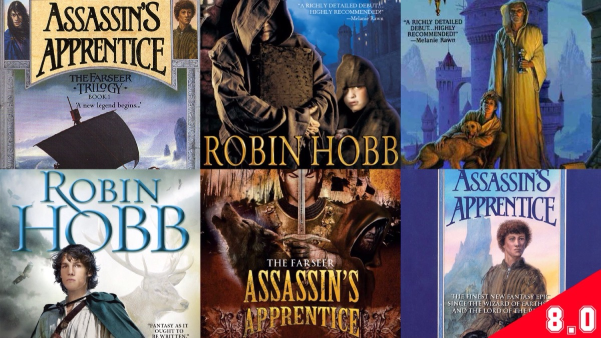 The Farseer, #1: Assassin's Apprentice (BOOK REVIEW)
