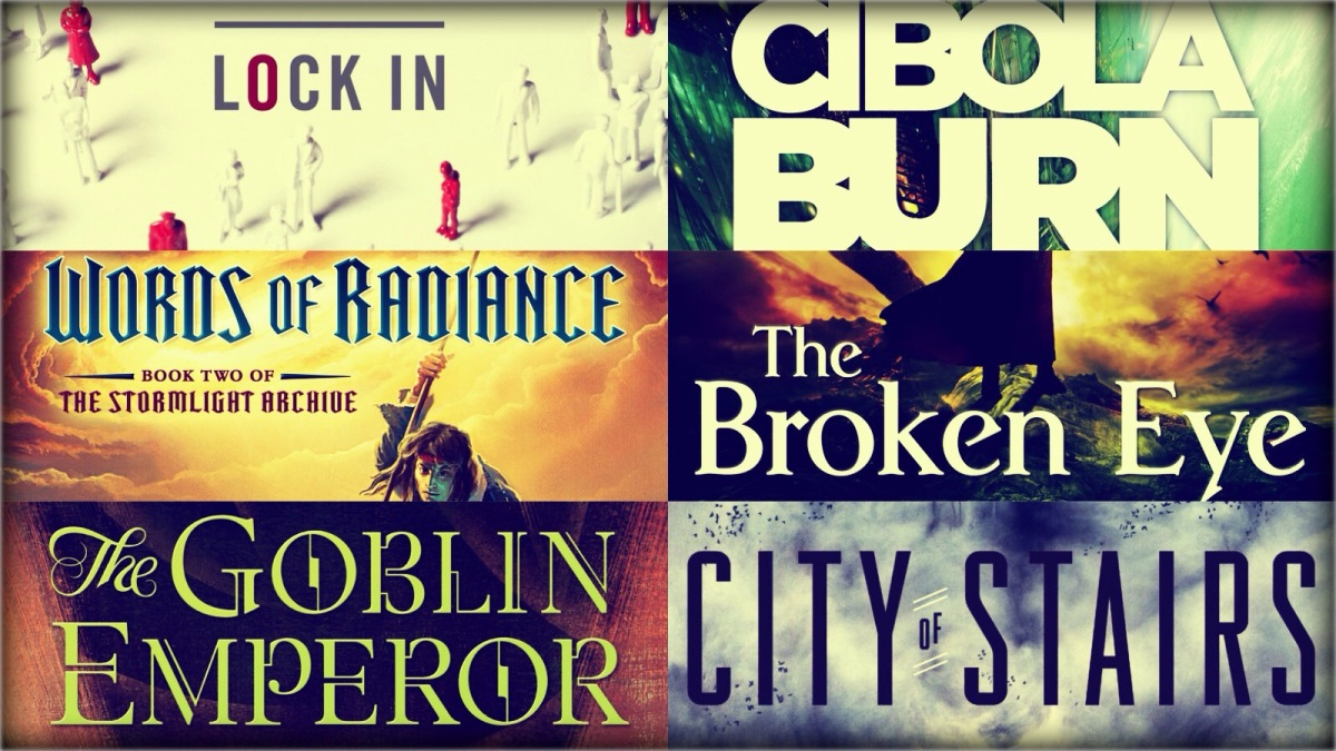 The Best Science Fiction and Fantasy Books of 2014