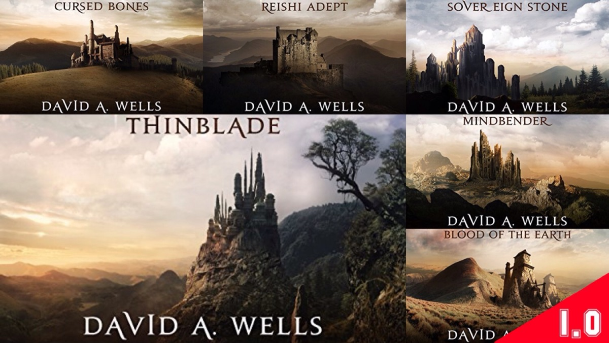Sovereign of the Seven Isles, #1: Thinblade (BOOK REVIEW)