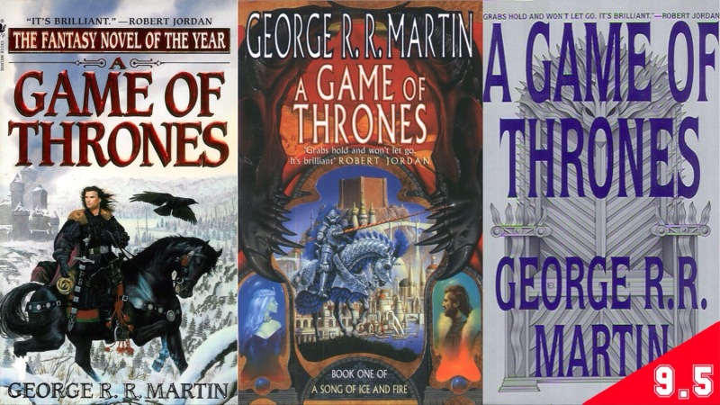 A Song of Ice and Fire, #1: A Game of Thrones (BOOK REVIEW