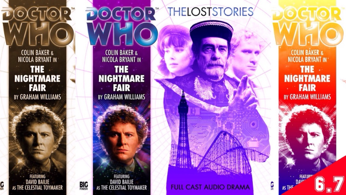 Doctor Who (BF - The Lost Stories, 1.1): The Nightmare Fair (AUDIO DRAMA REVIEW)