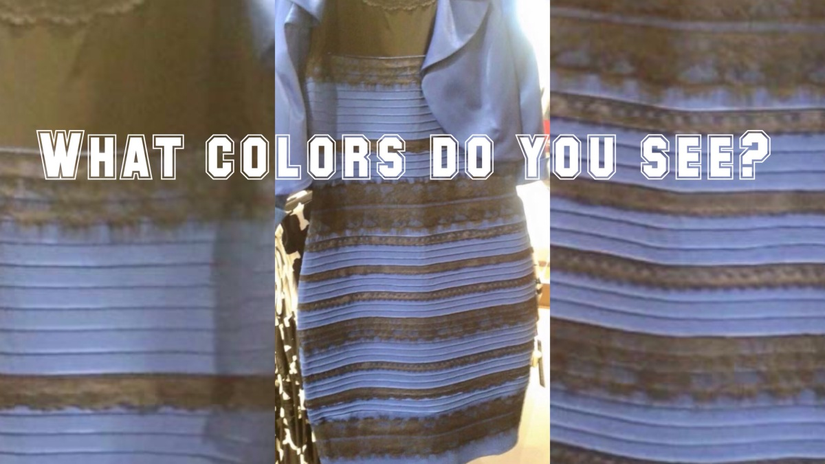 What Color Is This Dress? (POLL)