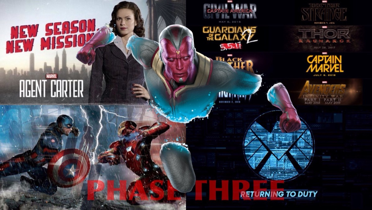 Marvel's Phase Three: Predictions, Expectations, and Other Rumors