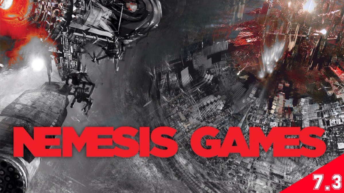 The Expanse, #5: Nemesis Games (BOOK REVIEW)