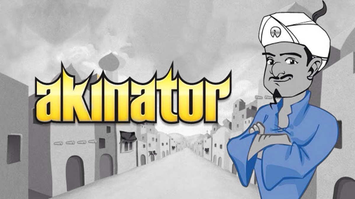 Akinator the Genie Is the Most Impressive A.I. Ever