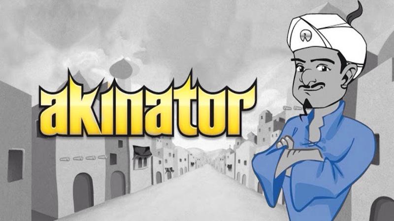 akinator online genie