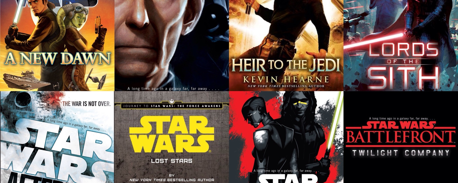 Timeline And List Of All Canon Star Wars Novels Geekritique