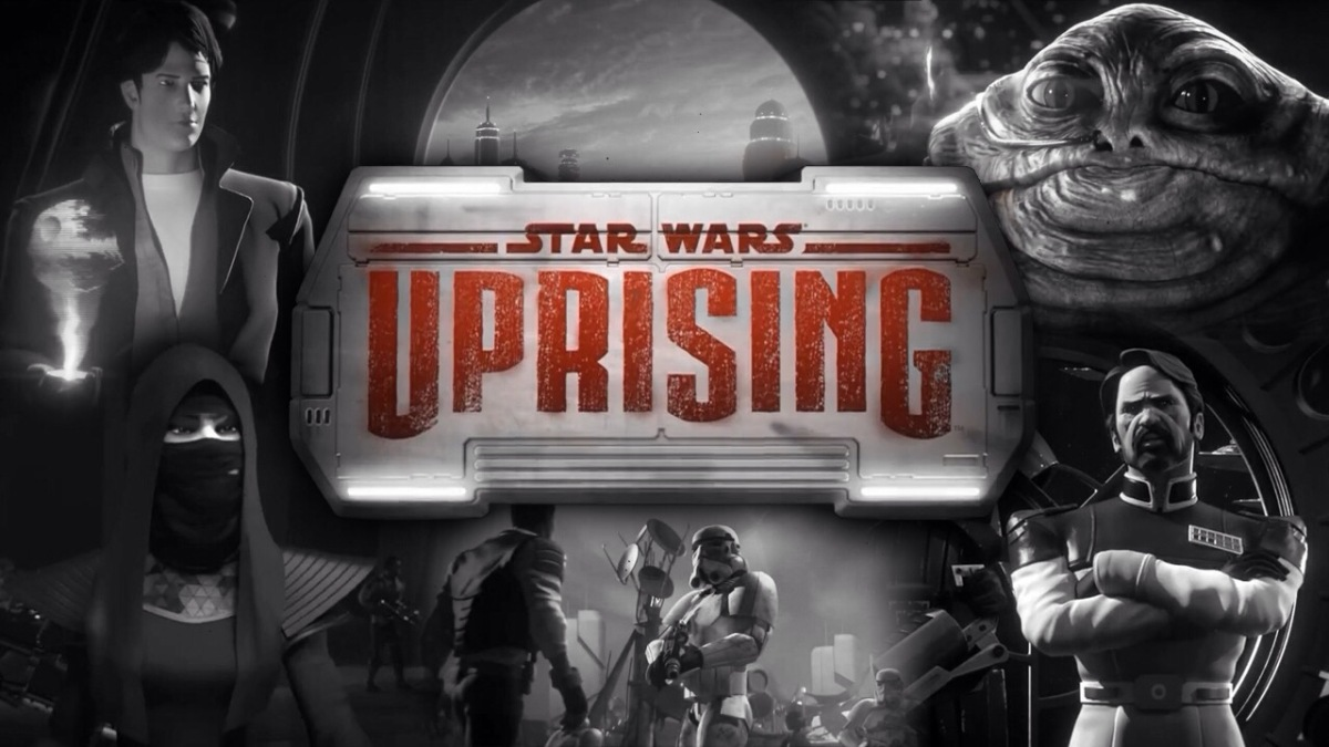 Are There Hidden Planets in Star Wars: Uprising's Map?