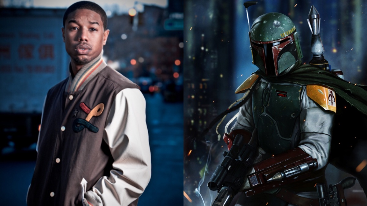 This Is How Michael B. Jordan Could Play Boba Fett