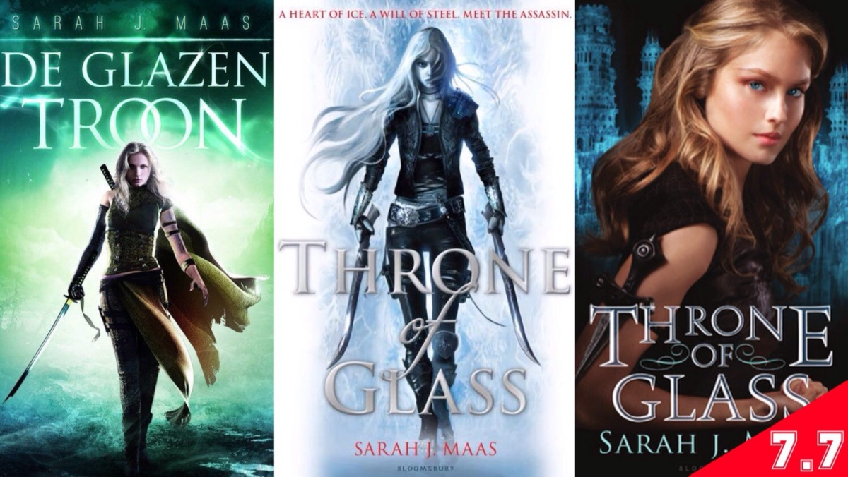 Throne of Glass, #1: Throne of Glass (BOOK REVIEW)