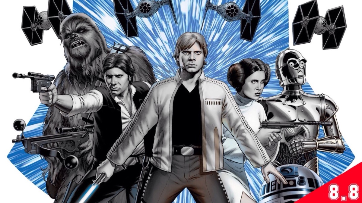 Star Wars, Vol. 1: Skywalker Strikes (COMIC BOOK REVIEW)