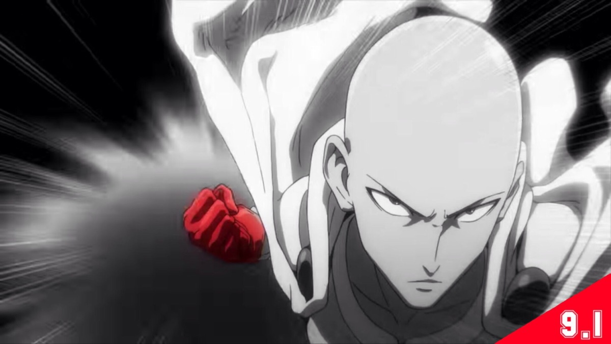 One-Punch Man Is the Anime You Don't Want to Miss