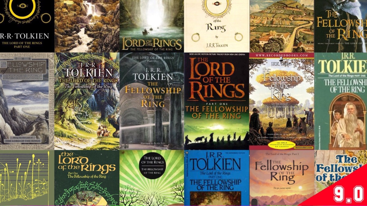 The Lord of the Rings, #1: The Fellowship of the Ring (BOOK REVIEW)