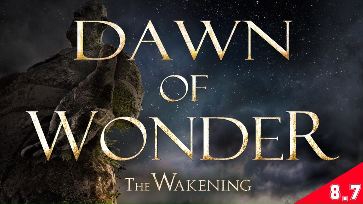 The Wakening, #1: Dawn of Wonder (BOOK REVIEW)