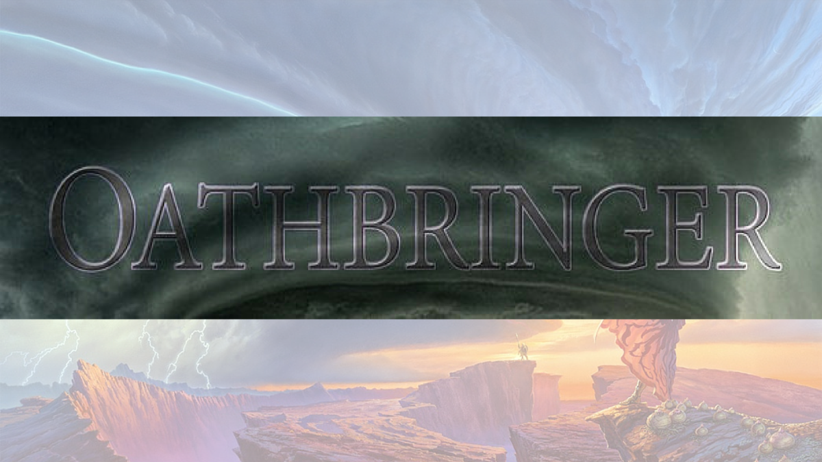 Oathbringer, Book 3 of The Stormlight Archive Is Coming