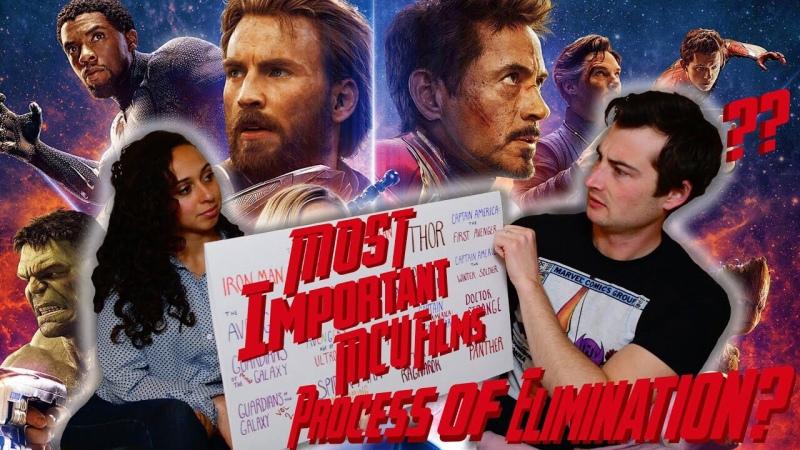 The TOP 3 MCU Films to Watch BEFORE Infinity War – Geekritique